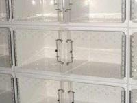 Cat Low Stress 3, 3 x Double D cages, Cage Solutions by Richmond Fibrglass
