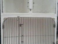 Recovery 1 cage unit by Cage Solutions Richond Fibreglass