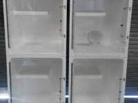 Cat Low Stress 2 cage unit Cage Solutions by Richmond Fibrglass (002)