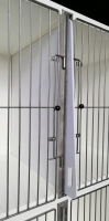 Dog Hospital 2, 2 x Double B cages with Dividers