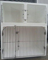 Recovery 1 cage unit by Cage Solutions Richond Fibreglass (002)